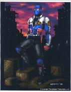 Soldier 76 Comic Concept