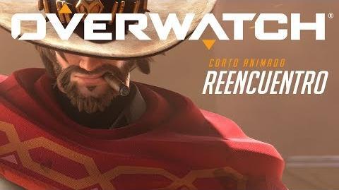 Corto animado de Overwatch Reencuentro (ES)