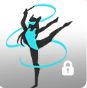 Ribbon Dancing Olympics Player Icon