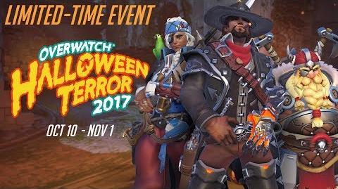 Overwatch Seasonal Event - Overwatch Halloween Terror 2017