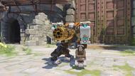Bastion woodbot golden sentry