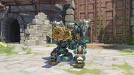 Bastion gearbot golden sentry