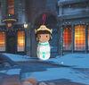Winter Wonderland - Pharah - Ornament spray