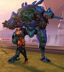 D.Va Skin Legendario Escarabajo