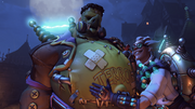 Halloween Terror 2016 Menu Junkrat Roadhog