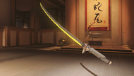 Genji chrome dragonblade