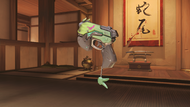 DVa lemonlime lightgun