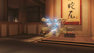 Genji nomad golden shuriken
