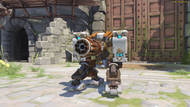 Bastion woodbot sentry