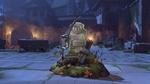 Hanzo halloweenterror victorypose rip