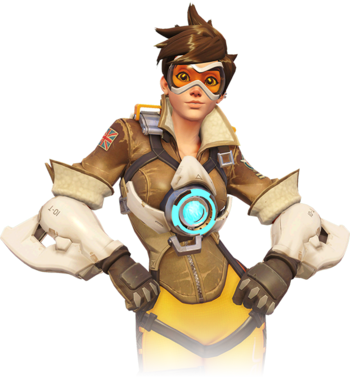 Image result for tracer overwatch
