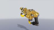 Chief Engineer Lindholm Rivet Gun (Golden)