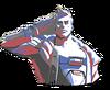 Soldier 76 Spray - Salute