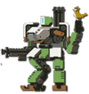Bastion Spray - Retro