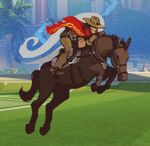McCree Spray - Equestrian - Olympics