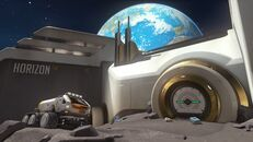 Лунная колония «Горизонт»