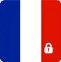 France Olympics Flag