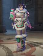 Mei snowplum