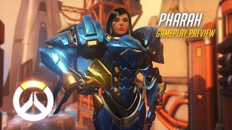 Pharah Gameplay Preview