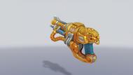 Zhang Fei Rivet Gun (Golden)