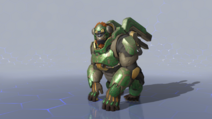Winston ancientbronze