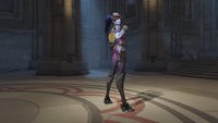 Widowmaker medal
