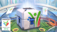 Summer Games Loot Box