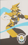 Tracer Spray - Poster