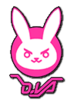 DVa Spray - Bunny