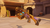 Junkrat jester golden fraglauncher