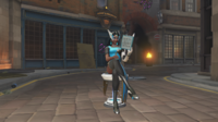 Symmetra lightreading