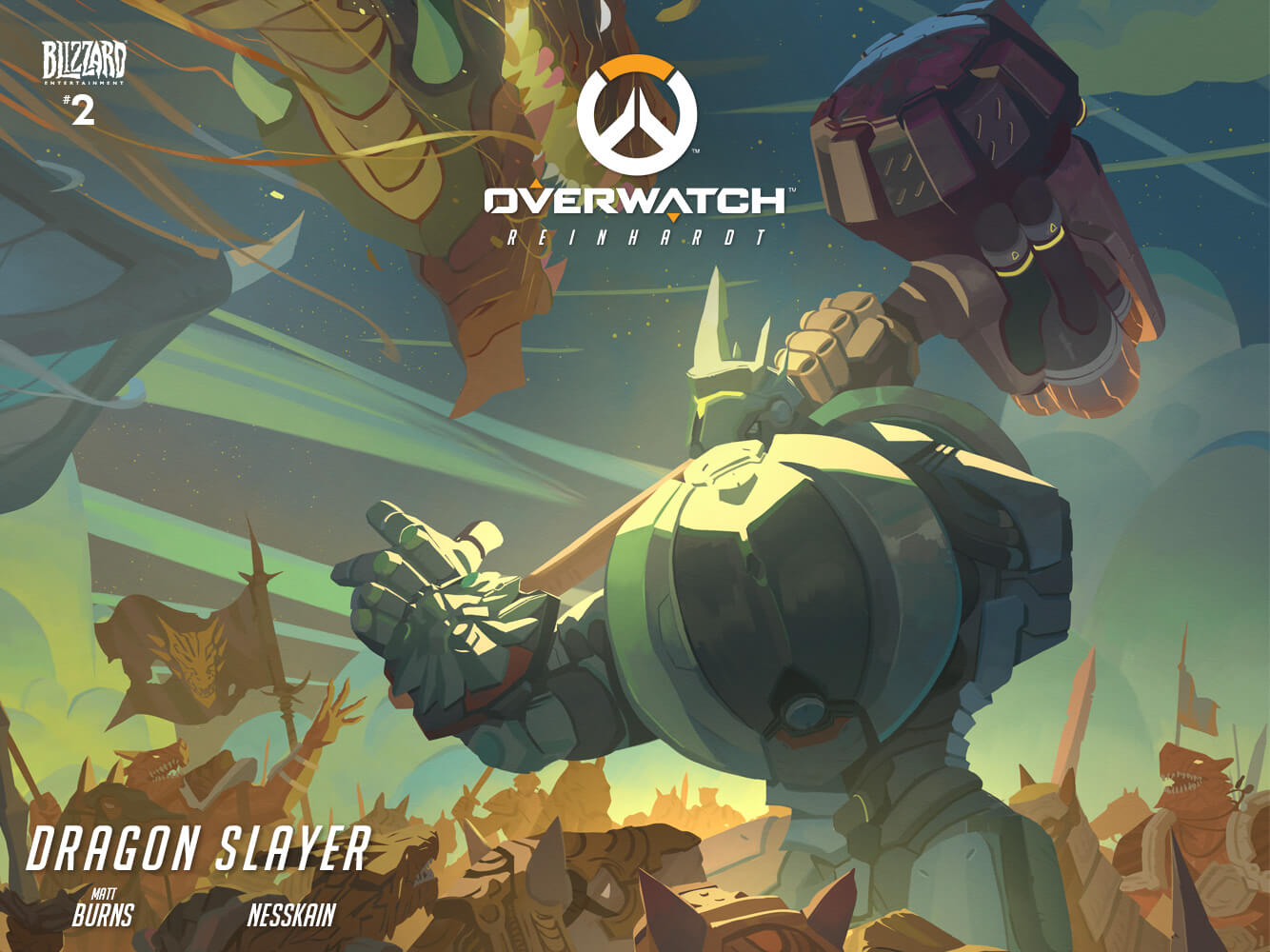 Dragon Slayer | Overwatch Wiki | FANDOM powered by Wikia