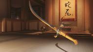 Genji bedouin golden dragonblade