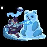 Winter Wonderland - Mei - Sculpting spray