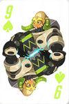 Orisa card