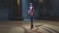 Widowmaker gaze