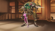 DVa watermelon golden fusioncannons
