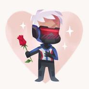 Soldier76 - Valentine