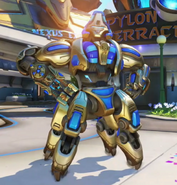 Orisa - Immortal skin