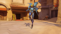 Pharah jumpjet