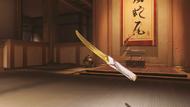 Genji nihon golden wakizashi