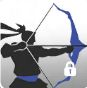 Archery Olympics Player Icon