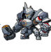 Reinhardt Spray - Pixel