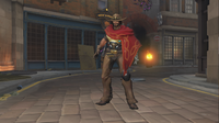 McCree showdown