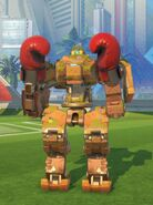 Bastion Olympics Boxing Emote