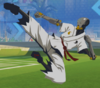 Zenyatta Spray - Taekwondo