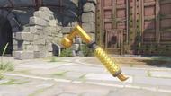 Torbjörn chopper golden forgehammer