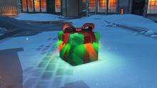 Winston Christmas Skin.Winter Wonderland Overwatch Wiki Fandom Powered By Wikia