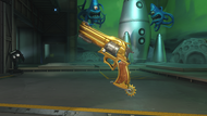 McCree wheat golden peacekeeper
