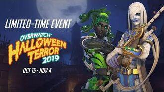 Overwatch Seasonal Event Halloween Terror 2019